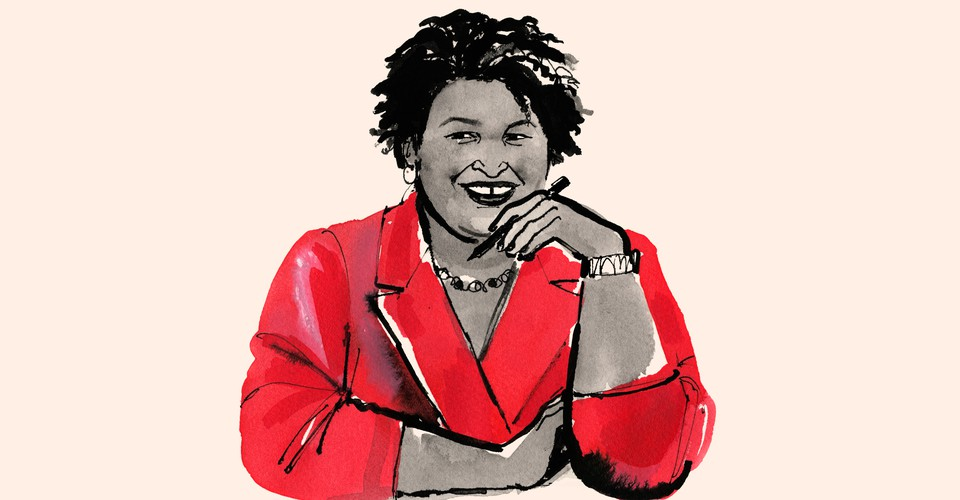 Stacey Abrams Writes a Thriller