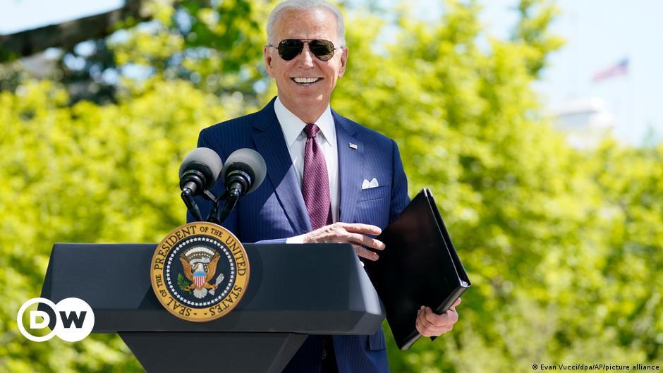 Joe Biden's presidency 100 days on: What has he achieved?