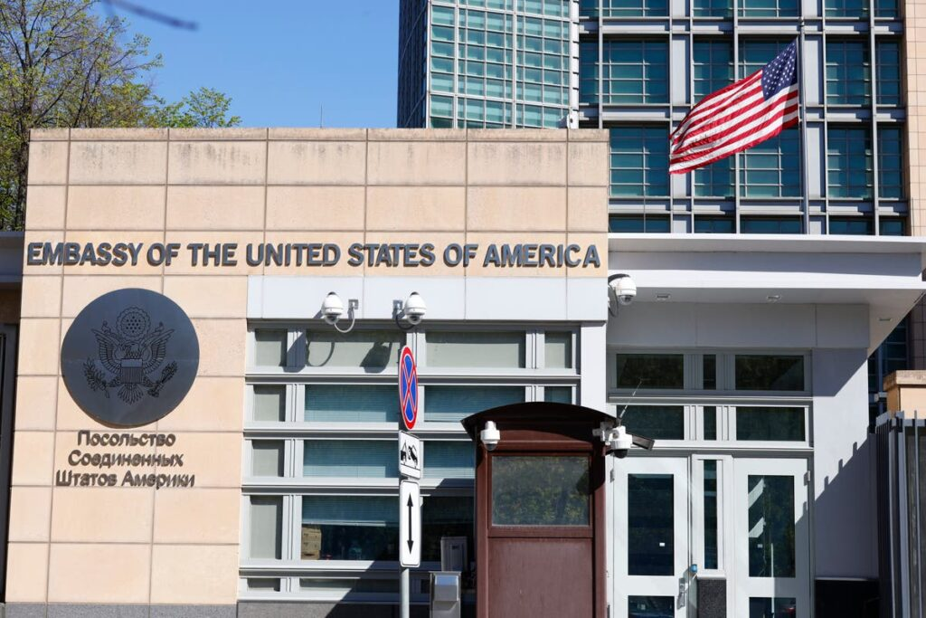 Kremlin-imposed cuts at US embassy leave thousands adrift