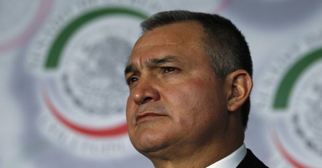 Mexico files U.S. lawsuit against ex-security chief linked to Sinaloa Cartel