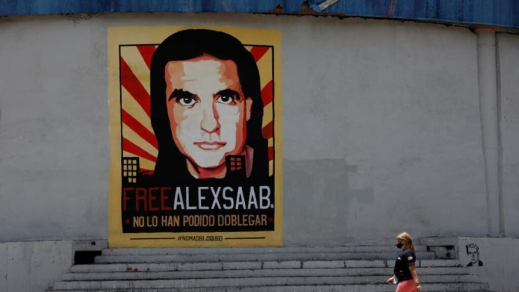 Venezuelan government suspends negotiations with opposition