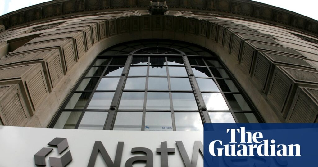 NatWest faces £340m fine after admitting 'money-laundering' failings
