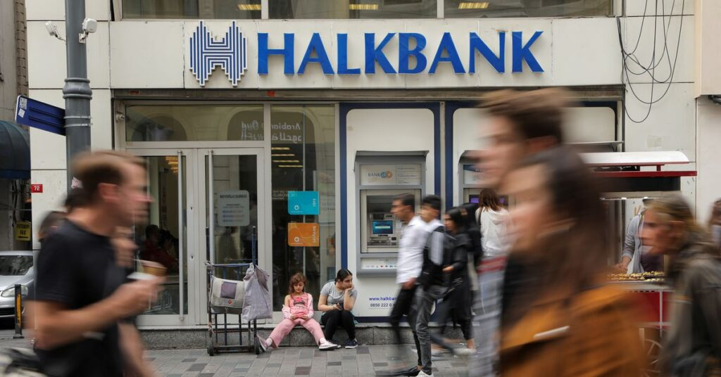 U.S. appeals court says Turkey's Halkbank can be prosecuted over Iran sanction violations